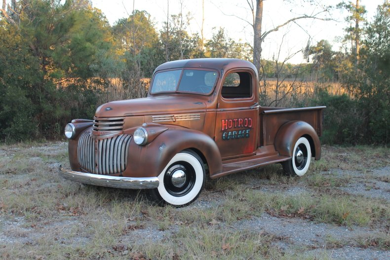 1942 Chevrolet Pickup For Sale