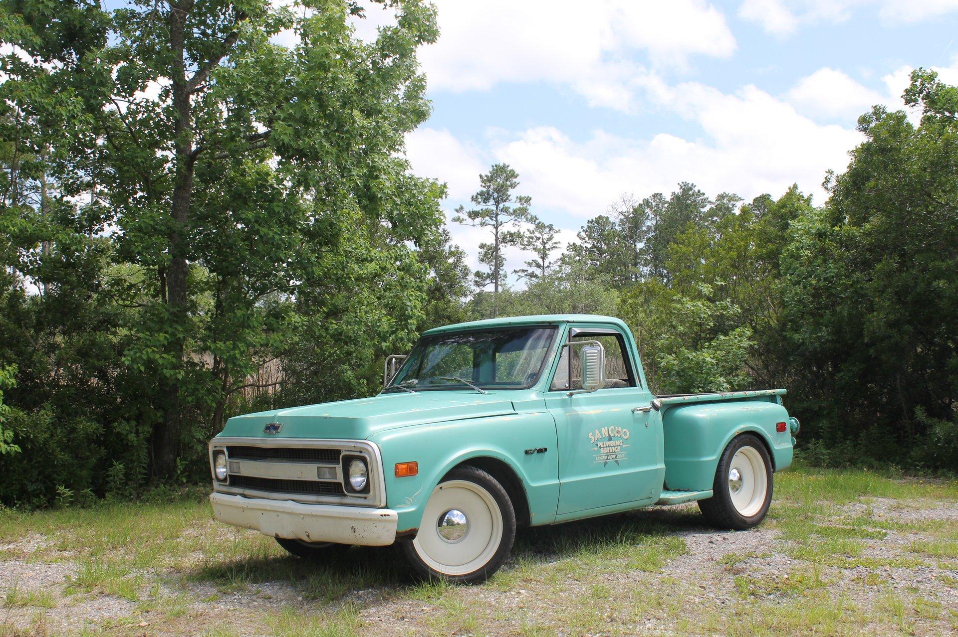 1969 Chevrolet C10 Stepside For Sale 163724 Motorious