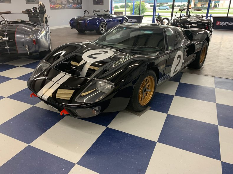 1966 Shelby GT40