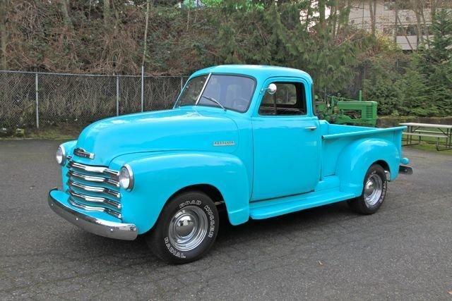 1951 Chevrolet 5