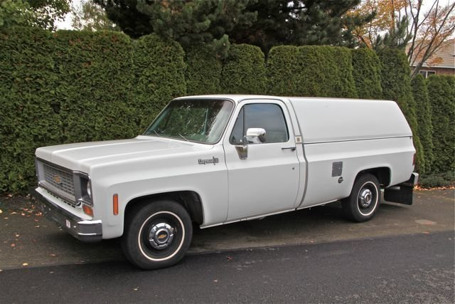 1974 Chevrolet 1/2