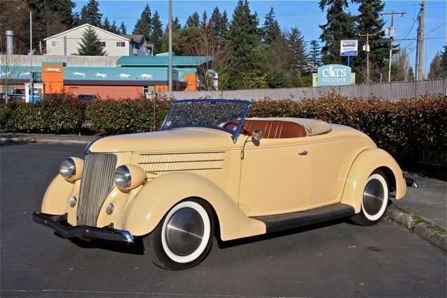1936 Ford RUMBLE