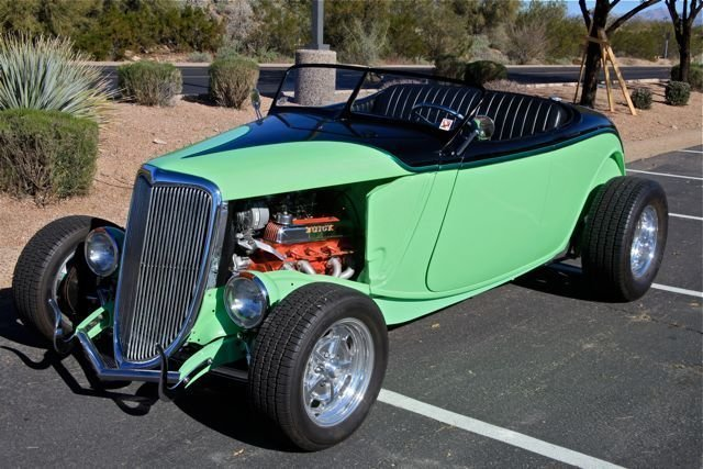 1934 Ford HIGH-BOY