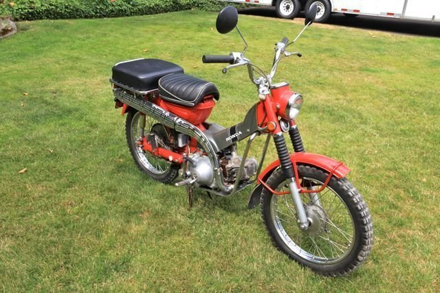 1970 Honda Trail