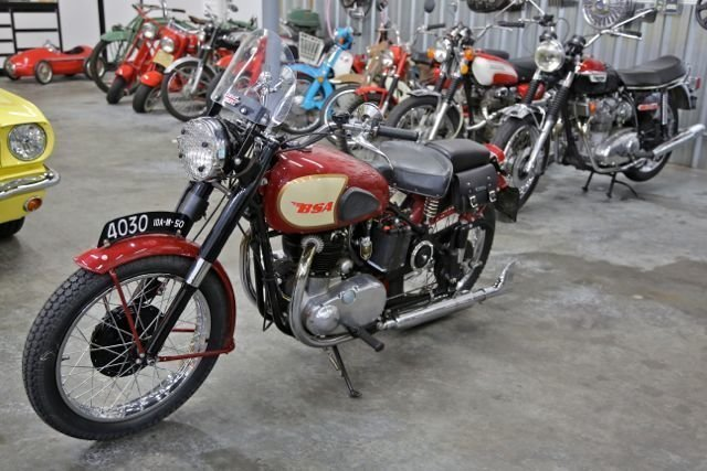 1950 BSA GOLEN For Sale