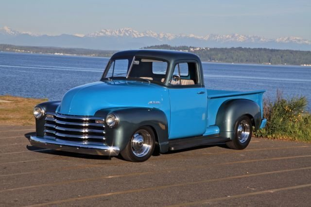 1951 Chevrolet 3