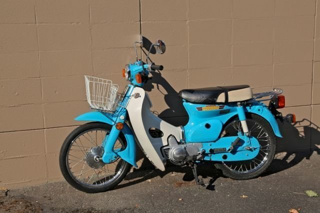 1980 Honda 70cc