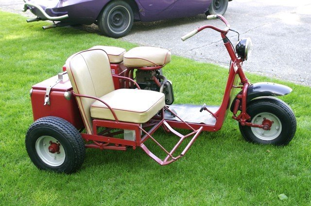 1959 Cushman Scooter   Dragers Classic Cars