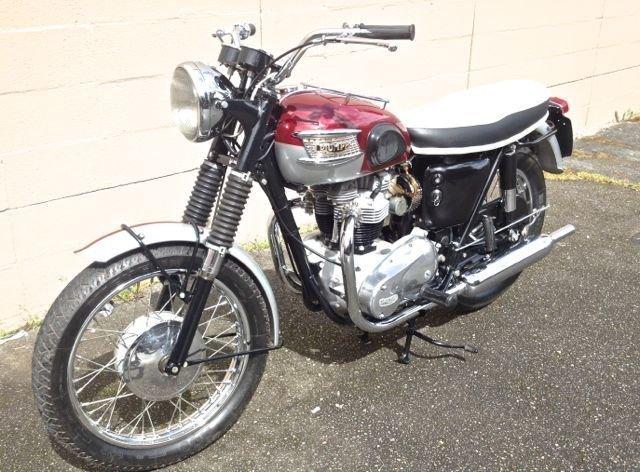 1964 Triumph TR