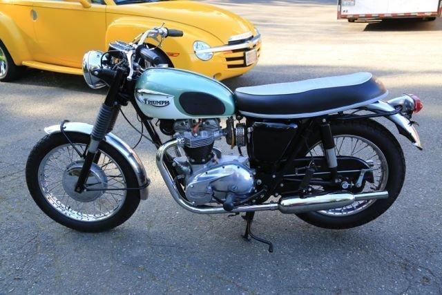 1967 Triumph TR-6 For Sale