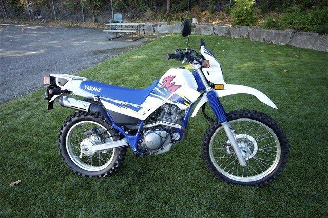1997 Yamaha XT 225
