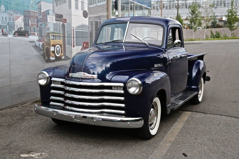 1953 CHEV Blue