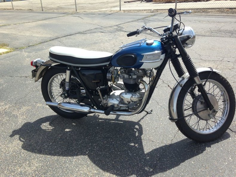1966 Triumph 650 For Sale