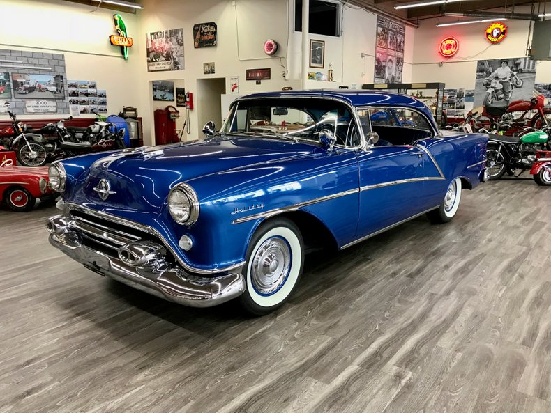 1954 Oldsmobile Holiday