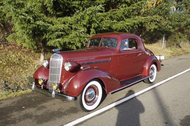 1936 Buick Series 40
