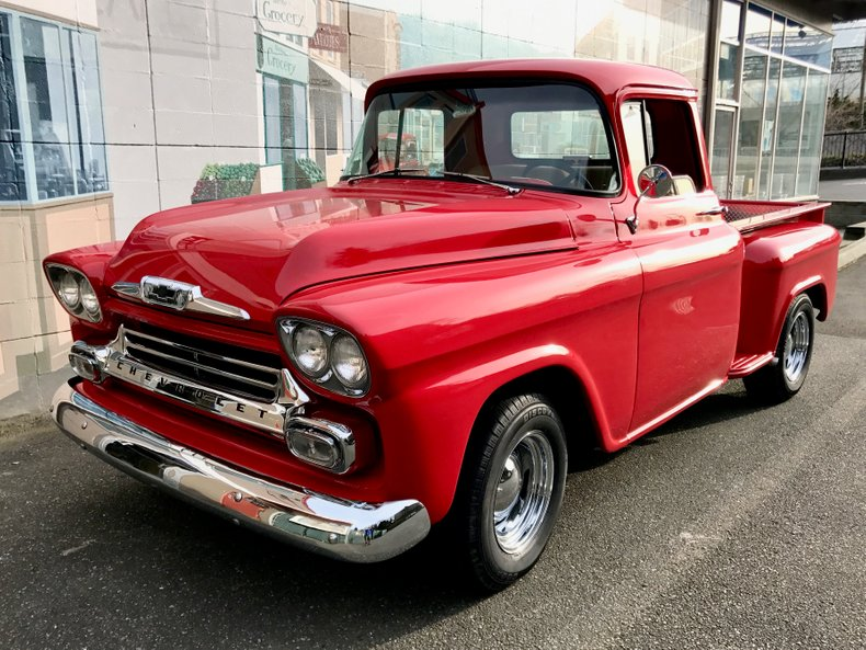 1959 Chevrolet 3100 | Dragers Classic Cars