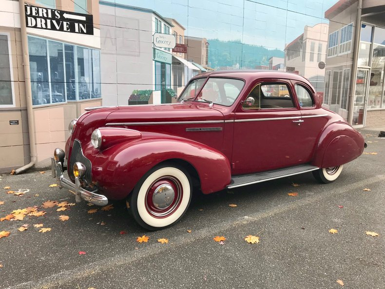 1939 Buick 46-S Sports Coupe For Sale