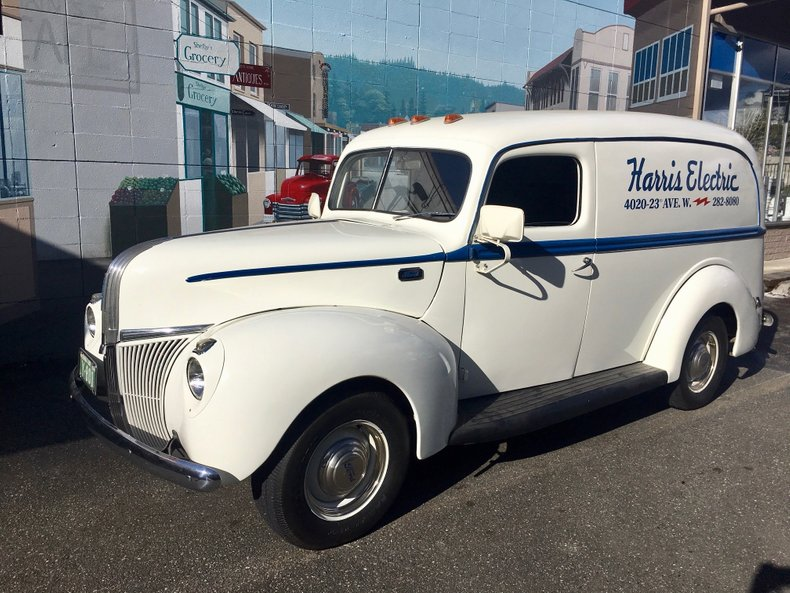1941 Ford Panel For Sale