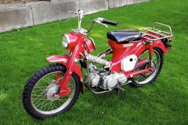 1969 Honda Trail