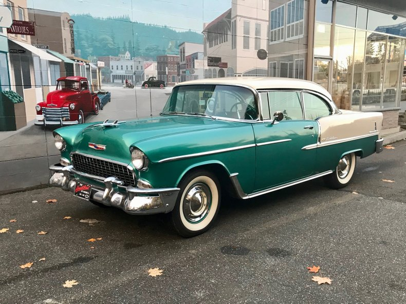 1955 Chevrolet Bel-Air For Sale