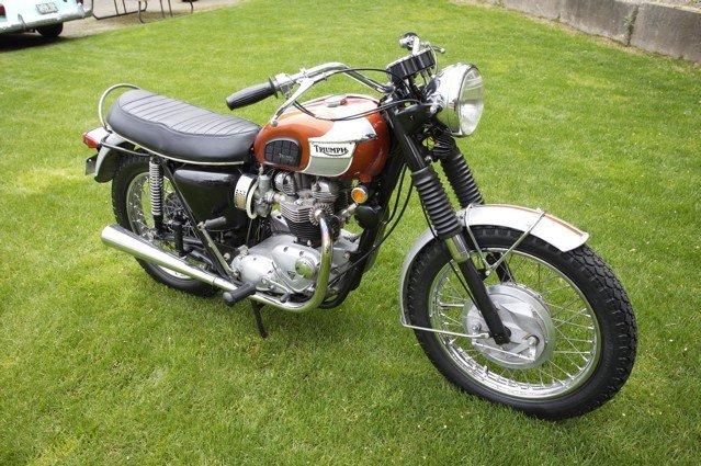 1969 Triumph 650