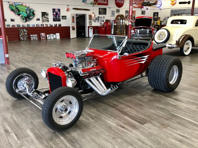 2002 Total Performance Chassis 1923 Model Bucket T.