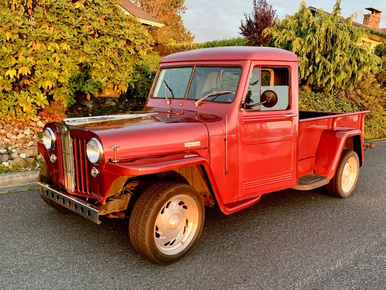 1948 Willys Pickup For Sale
