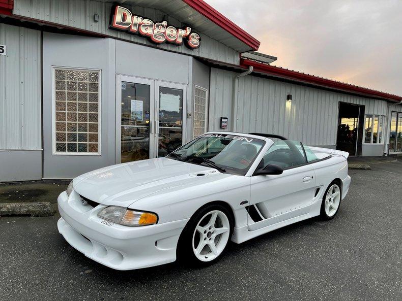 1996 Saleen Mustang GT