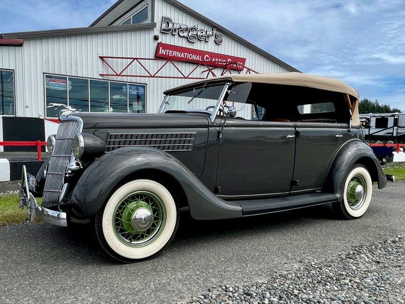1935 Ford Phaeton