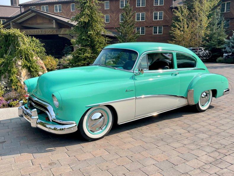 1949 Chevrolet Fastback