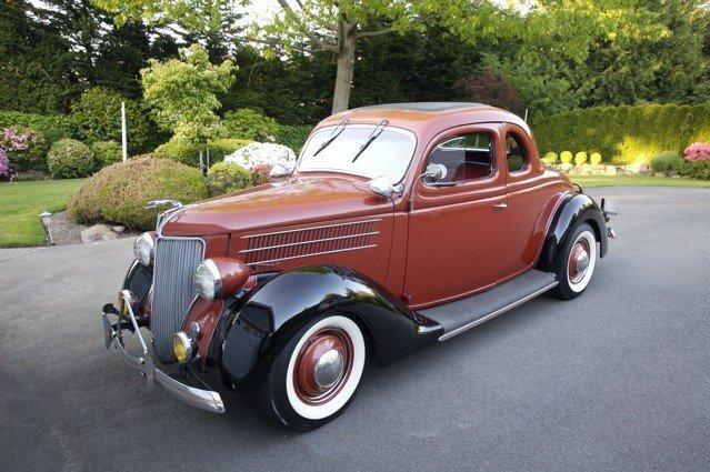1936 Ford STREET
