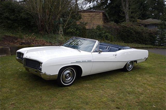 1967 Buick LE