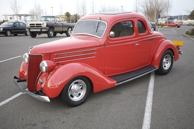 1936 Ford 5