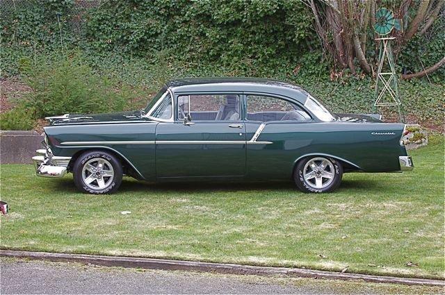 1956 CHEV 150
