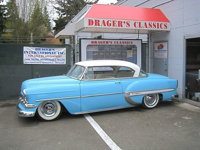 1954 Chevrolet Bel-Air