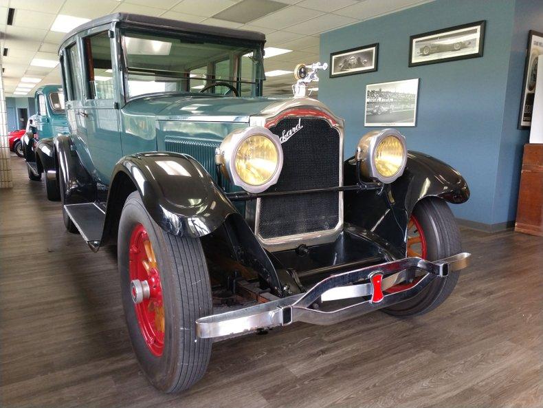 1922 Packard 126
