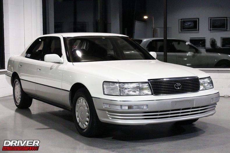 1992 Toyota Celsior