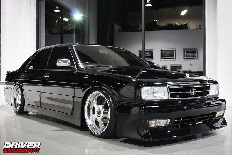 1993 Nissan Gloria Brougham