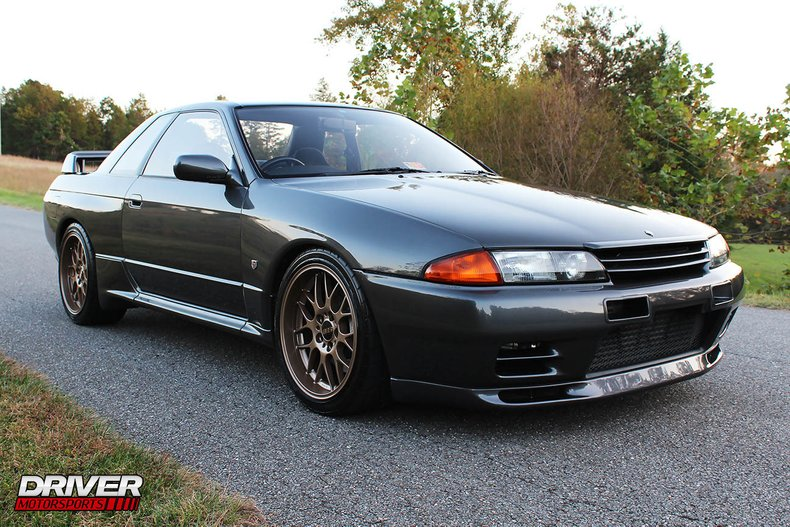 "1990 ""Endless"" Skyline GTR"