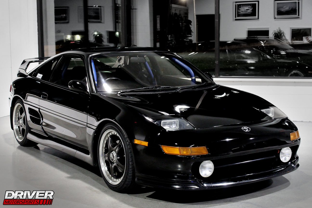 1993 toyota mr2 gt s