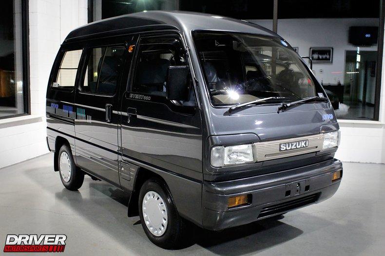 1990 Suzuki Every 660 JoyPop