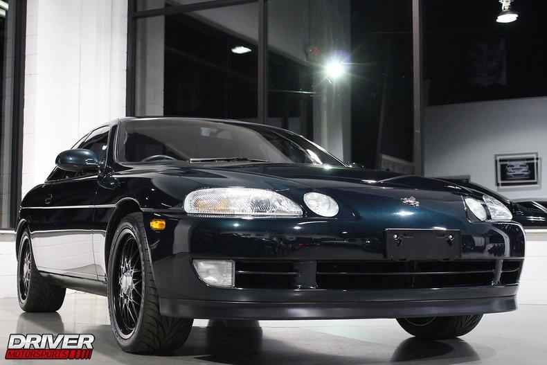 1991 Toyota Soarer 1JZ-GTE Turbo