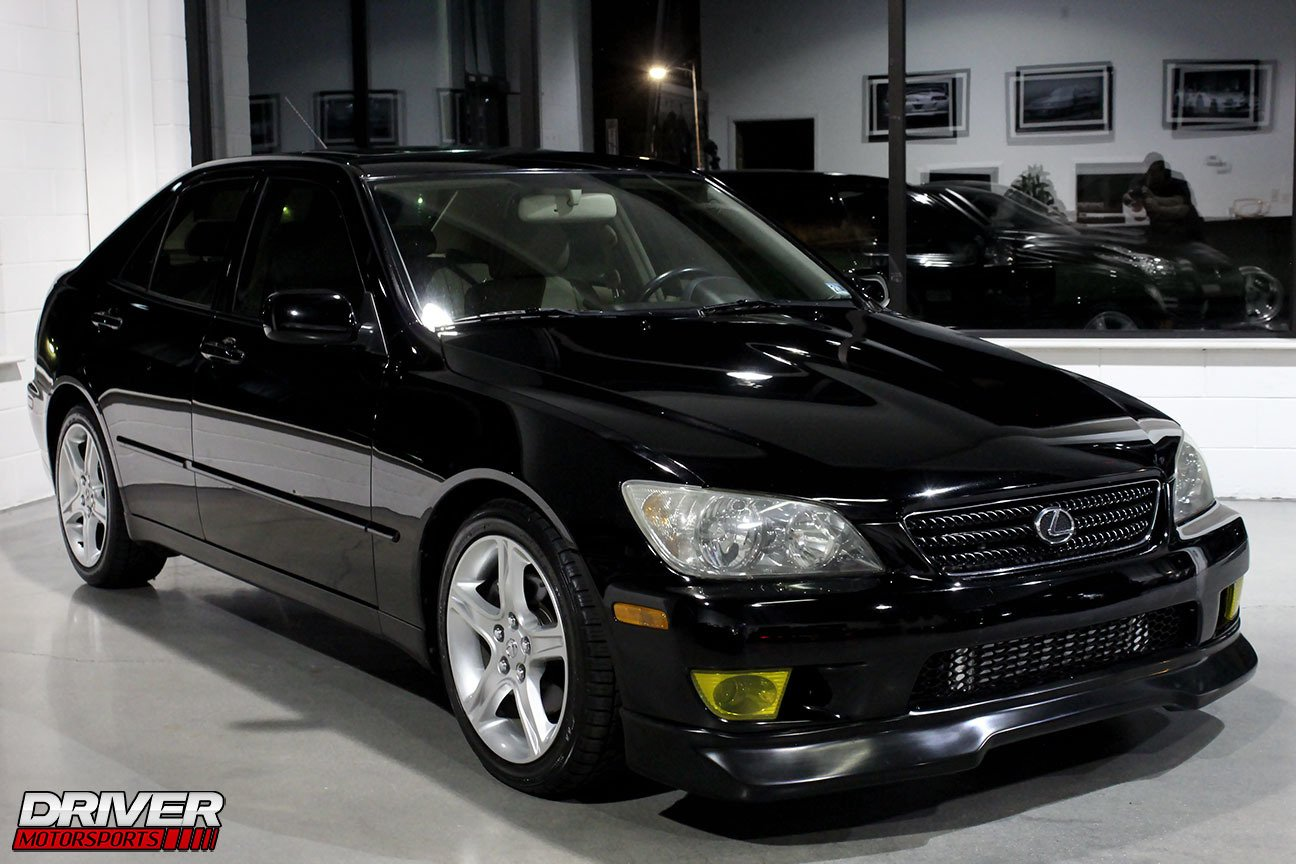 2005 lexus is300 big single 2jz gte