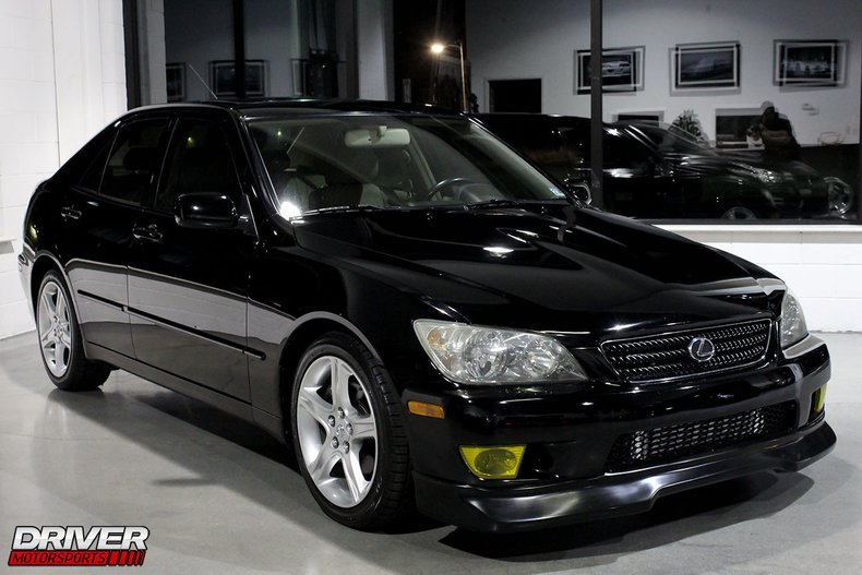 2005 Lexus IS300 Big Single 2JZ-GTE
