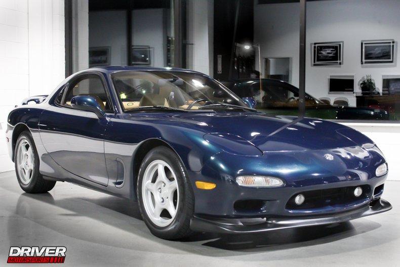 1993 Mazda FD RX7