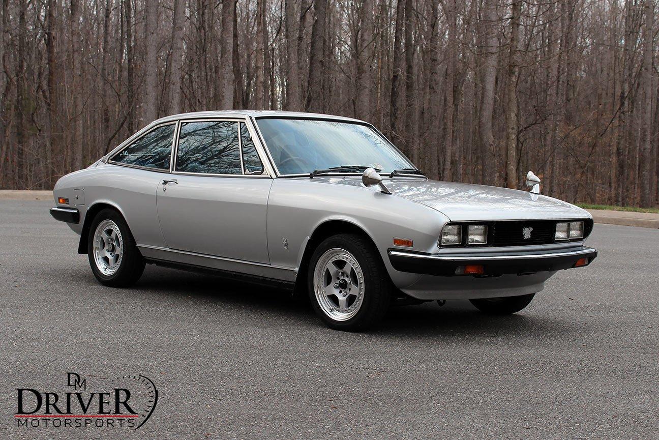 1980 isuzu 117 coupe xc
