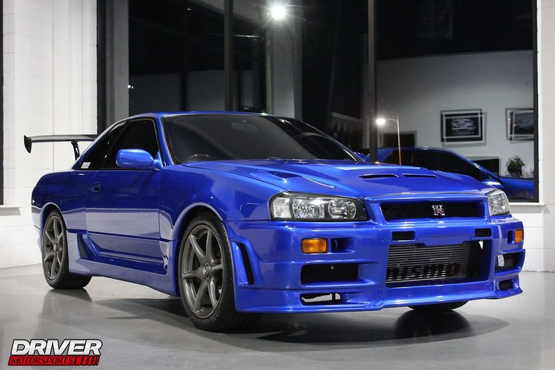 1990 Nissan R32/R34 Skyline GTR