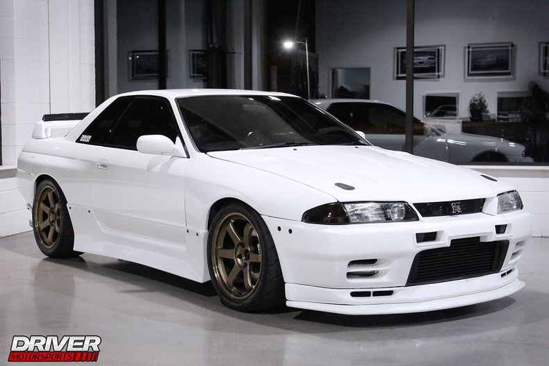 1993 Nissan Blitz Twin Turbo R32 GTR
