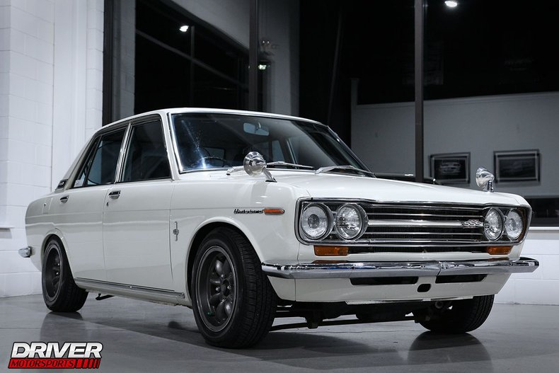 1969 Nissan 510 Bluebird SR20 Powered