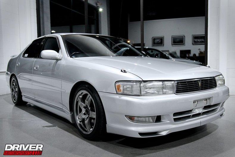 1995 Toyota JZX90 Cresta Tourer-V 1JZ-GTE R154